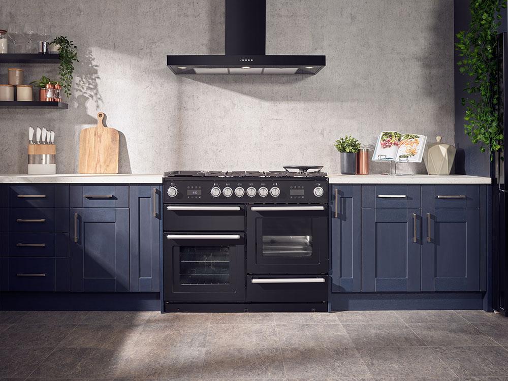 Den ultimate NEXUS STEAM 110 med matchende vifte passer perfekt i moderne hjem