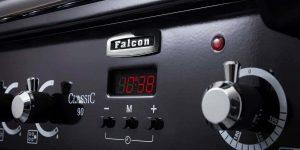 Alle Classic komfyrene har programmerbar ovn