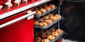 Elise 110 - varmluft med muffins