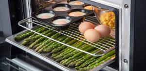 Steam oven Eggs Asparagus_1